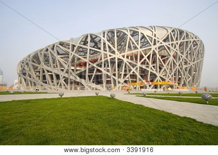 Beijing Olympic Stadium 2008