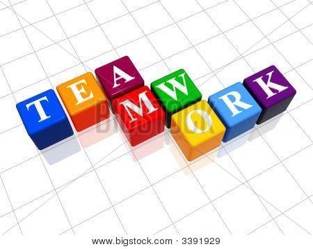 Teamwork In Colour 3