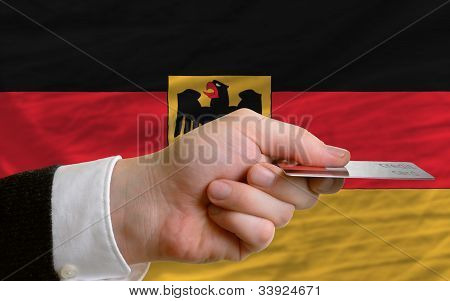 Buying With Credit Card In Germany