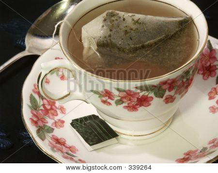 Elegant Cup Of Tea