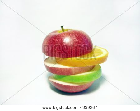 Apple With Extras