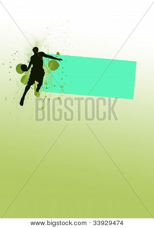 Jumping, Basketball