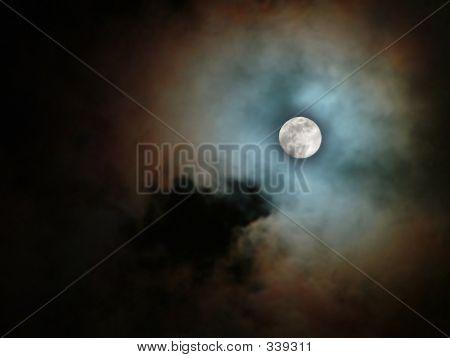 Spectacular Moon
