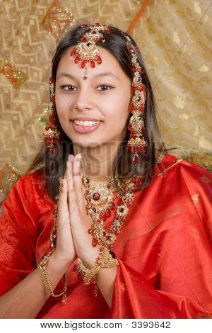 Indian Greetings