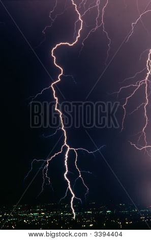 Lightning Bolt Strike