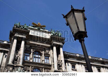 Vienna - Hofburg