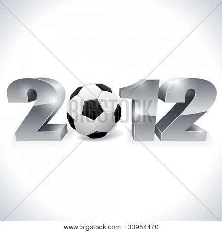 football year season sign on white background. EPS10 file.