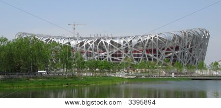 Beijing Olympic Stadium(Bird'S Nest)
