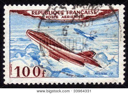 Jet Plane, Mystere Iv