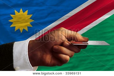 Buying With Credit Card In Namibia