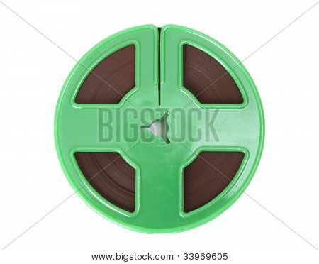 Green Magnetic Tape