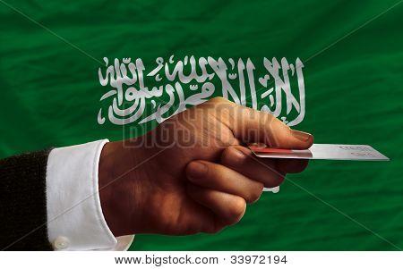 Buying With Credit Card In Saudi Arabia