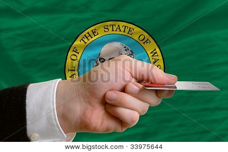 Buying With Credit Card In Us State Of Washington