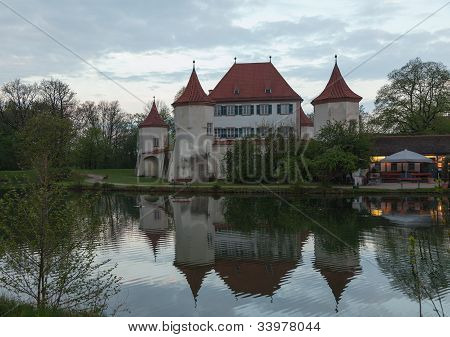 The Castle Blutenburg