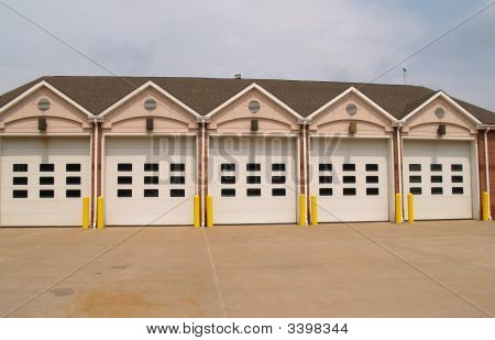 Firehouse Garages