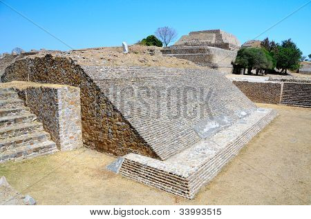 Ancient Ruins, Mexico