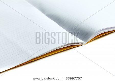 A Blank Notebook