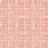 Coral And Beige Tie Dye Seamless Pattern.  Shibori Seamless Print. Watercolor Hand Drawn Batik.  Han poster