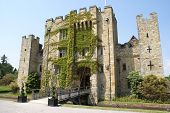 stock photo of hever  - Hever castle - JPG