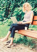 Student Girl Study Online. Modern Woman Student Study Online. Students Life. Pretty Woman. Online Ed poster