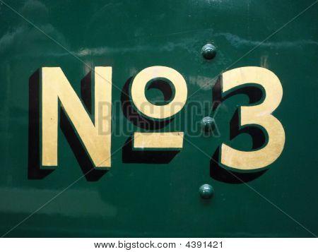 No. 3
