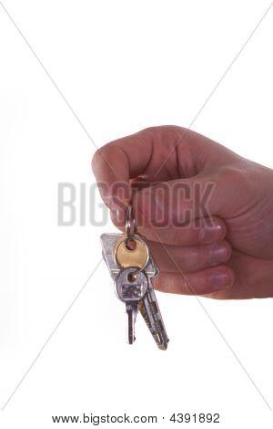 Darle las llaves