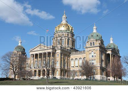 Capitólio do estado de Iowa