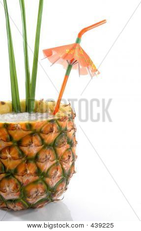 Tropical Pineapple Drink 2