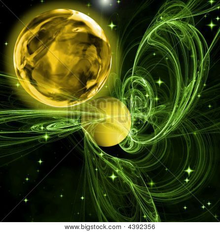 Gold Planet