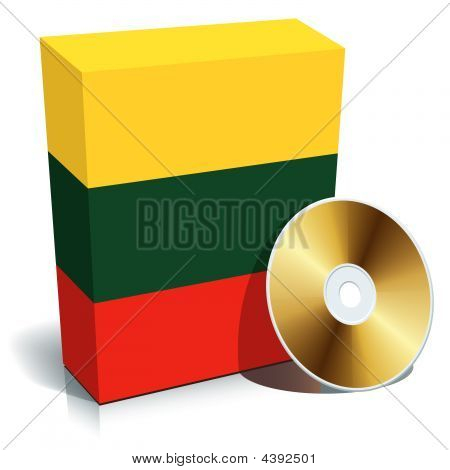 Lithuanian Software Box And Cd