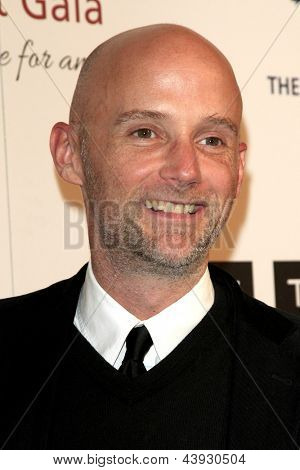 LOS ANGELES - MAR 23:  Moby arrives at the 2013 Genesis Awards Benefit Gala at the Beverly Hilton Hotel on March 23, 2013 in Beverly Hills, CA