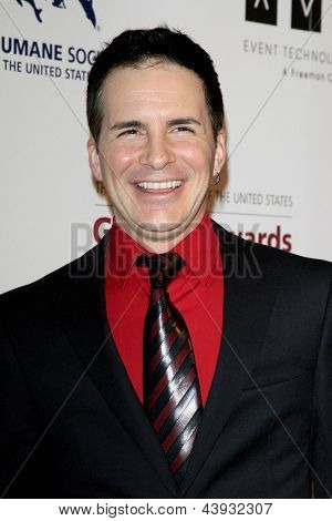 LOS ANGELES - MAR 23:  Hal Sparks arrives at the 2013 Genesis Awards Benefit Gala at the Beverly Hilton Hotel on March 23, 2013 in Beverly Hills, CA