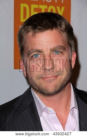 LOS ANGELES - MAR 26:  Peter Billingsley arrives at the Launch of Kimberly Snyder's