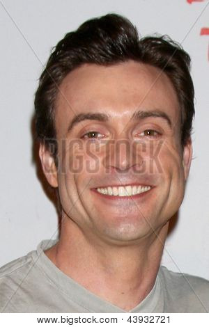LOS ANGELES - MAR 26:  Daniel Goddard attends the 40th Anniversary of the Young and the Restless Celebration at the CBS Television City on March 26, 2013 in Los Angeles, CA