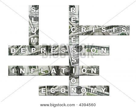 Financial Crisis Crossword