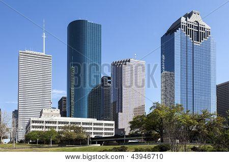 Houston Downtown, Texas