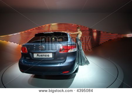 Toyota Avensis New Model