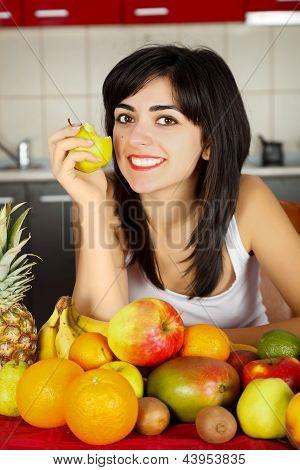 Eat Healthy Eat Fruits