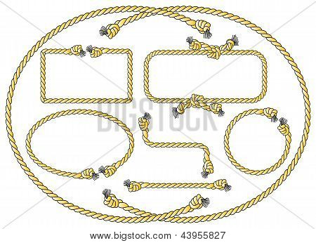 Rope Frames
