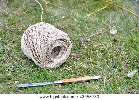 Twine And A Knife