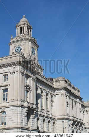 Polk County Courthouse-Des Moines Iowa