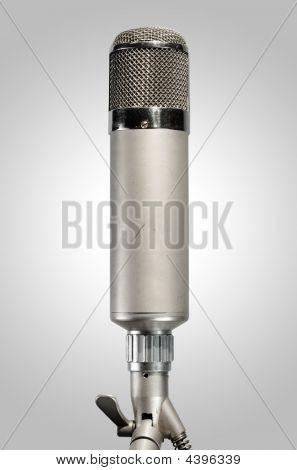 Vintage Studiomikrofon
