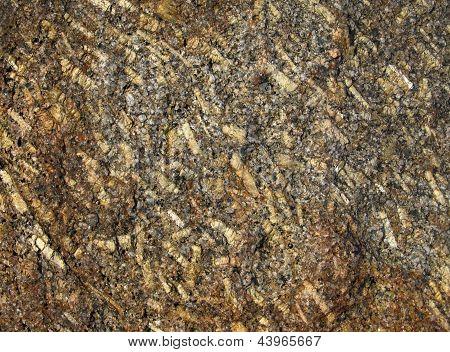 Sparkling Quartz Mineral Texture