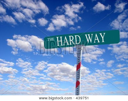 Hard Way Street