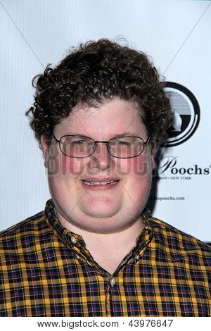 LOS ANGELES - APR 2:  Jesse Heiman arrives at  the No Kill L.A. Charity Event at the Fred Segal on April 2, 2013 in West Hollywood, CA