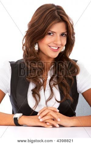 Business Womanl Portrait