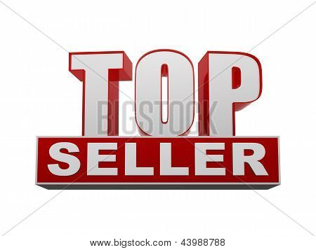 Top Seller In 3D Letters And Block