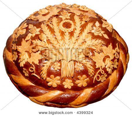 Ukrainian Festive Bakery Holiday Bread