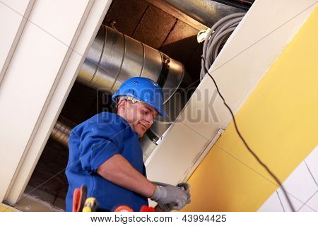 electrician wireing