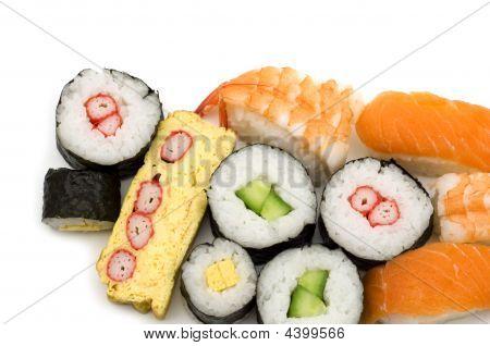 Sushi Assortment